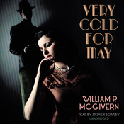 Very Cold for May Audiobook, by William P. McGivern