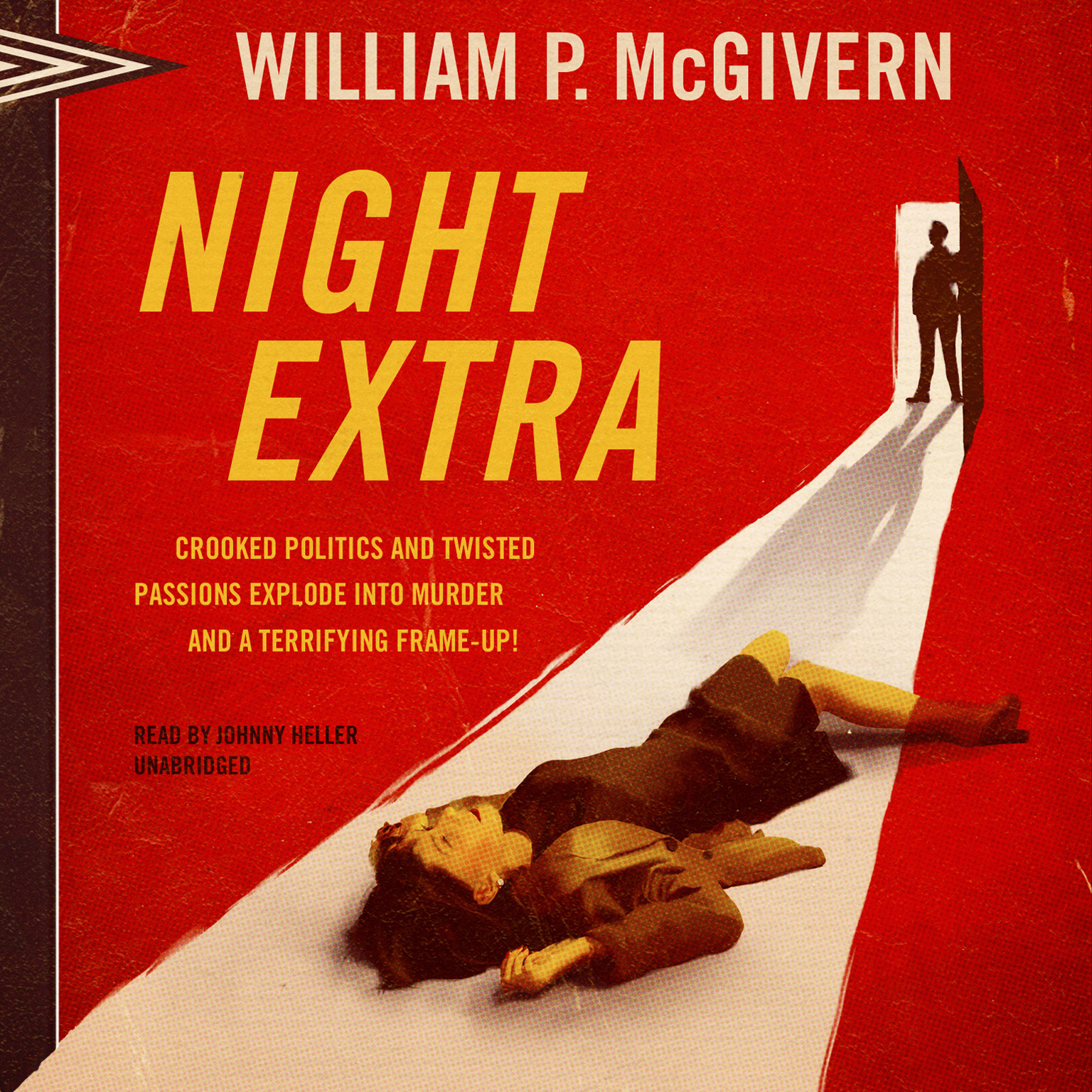 Printable Night Extra Audiobook Cover Art