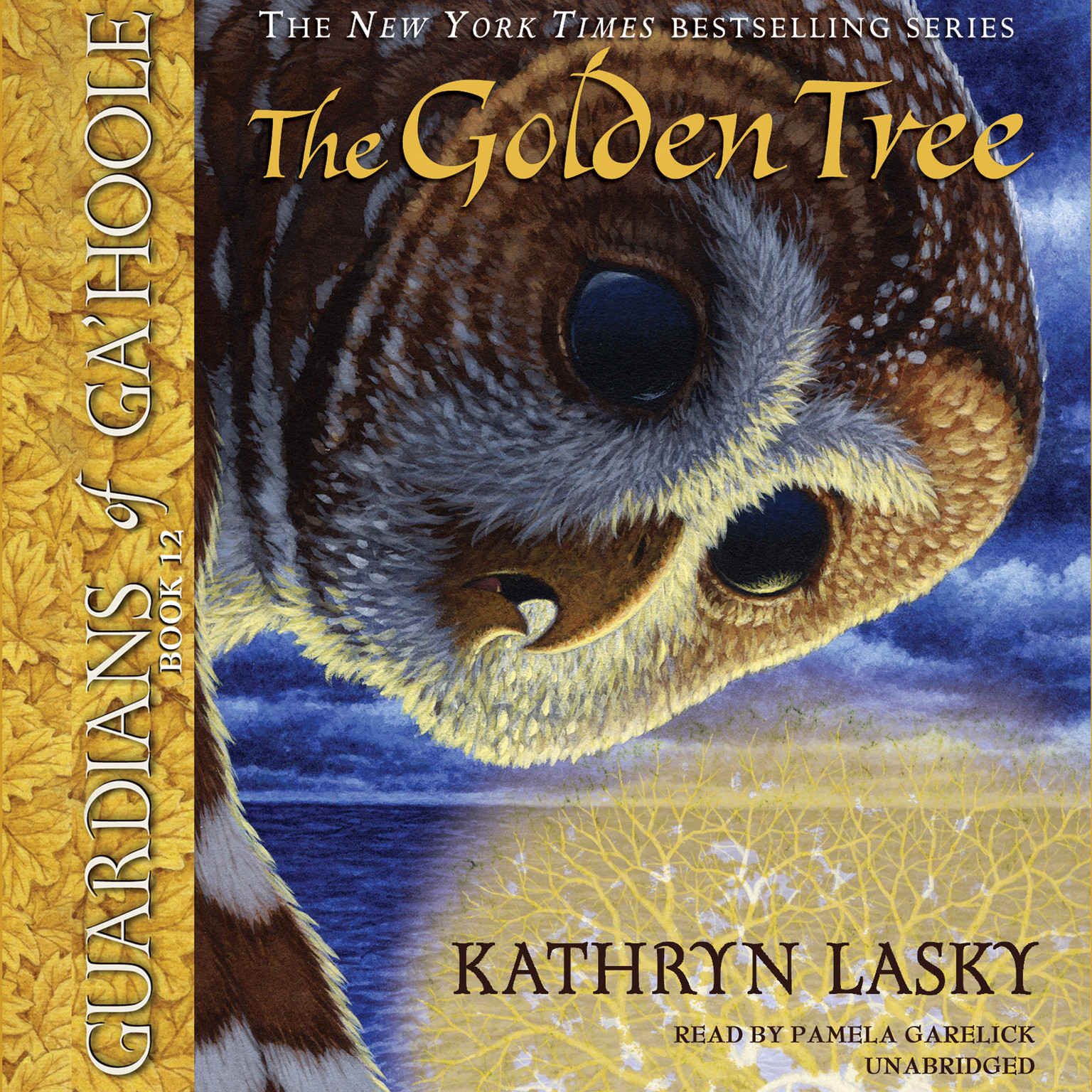Printable The Golden Tree Audiobook Cover Art
