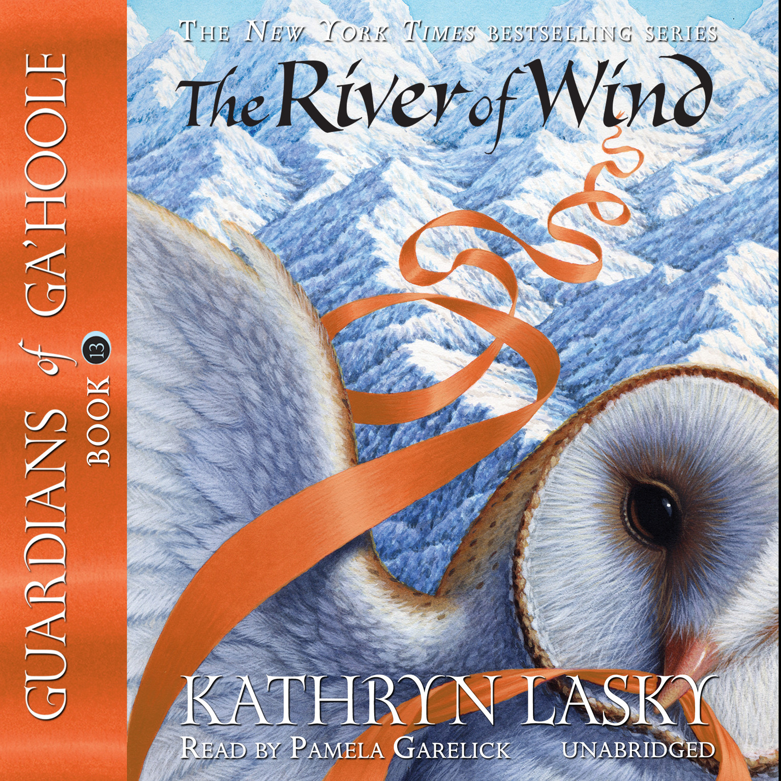 Printable The River of Wind Audiobook Cover Art