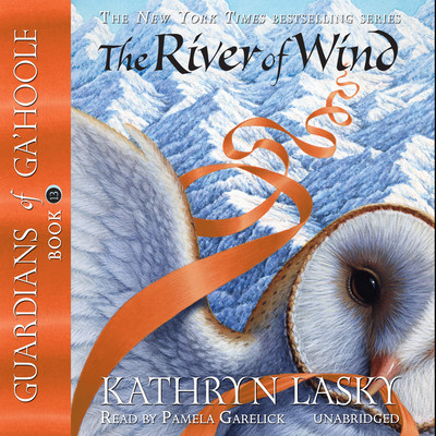The River of Wind Audiobook, by Kathryn Lasky