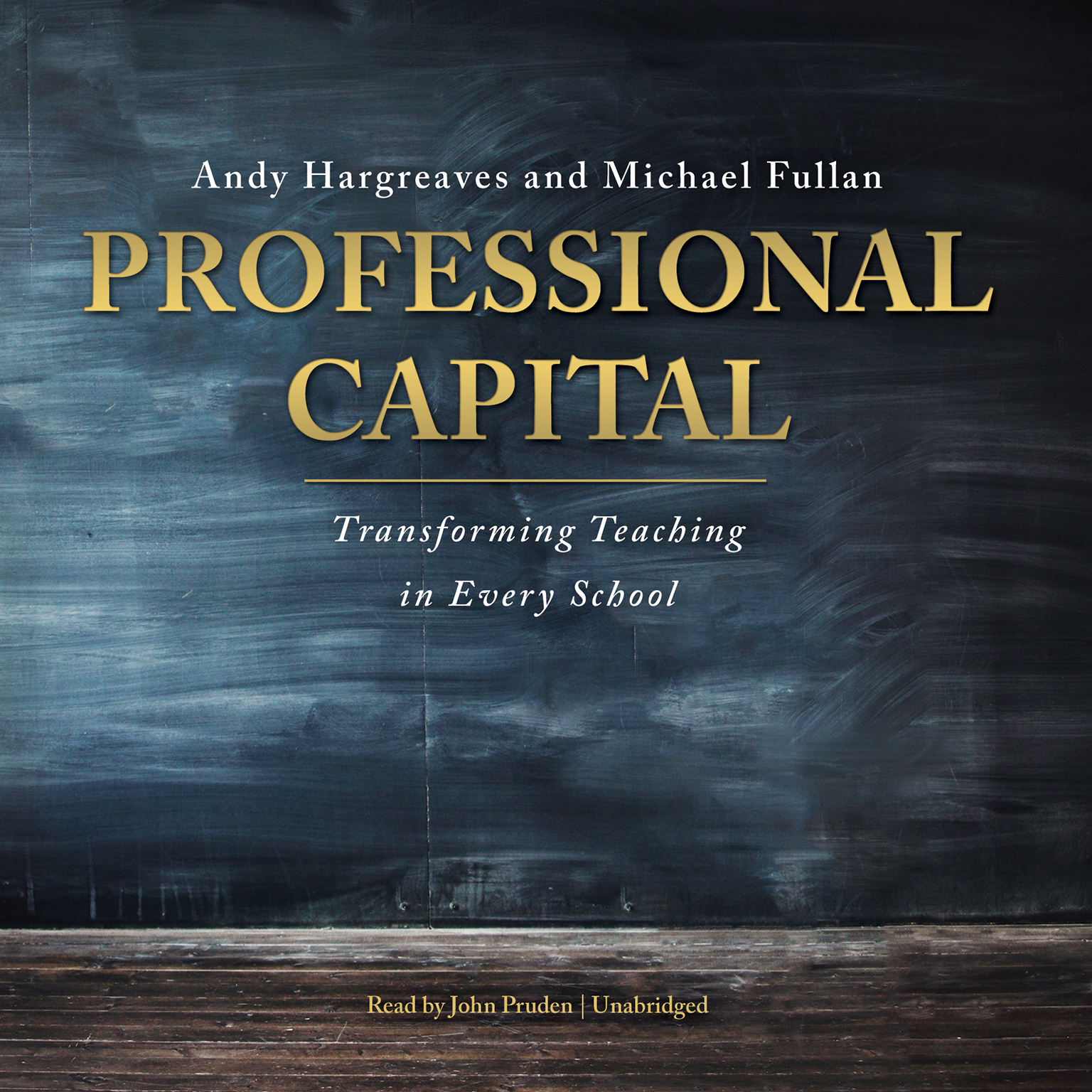 Printable Professional Capital: Transforming Teaching in Every School Audiobook Cover Art