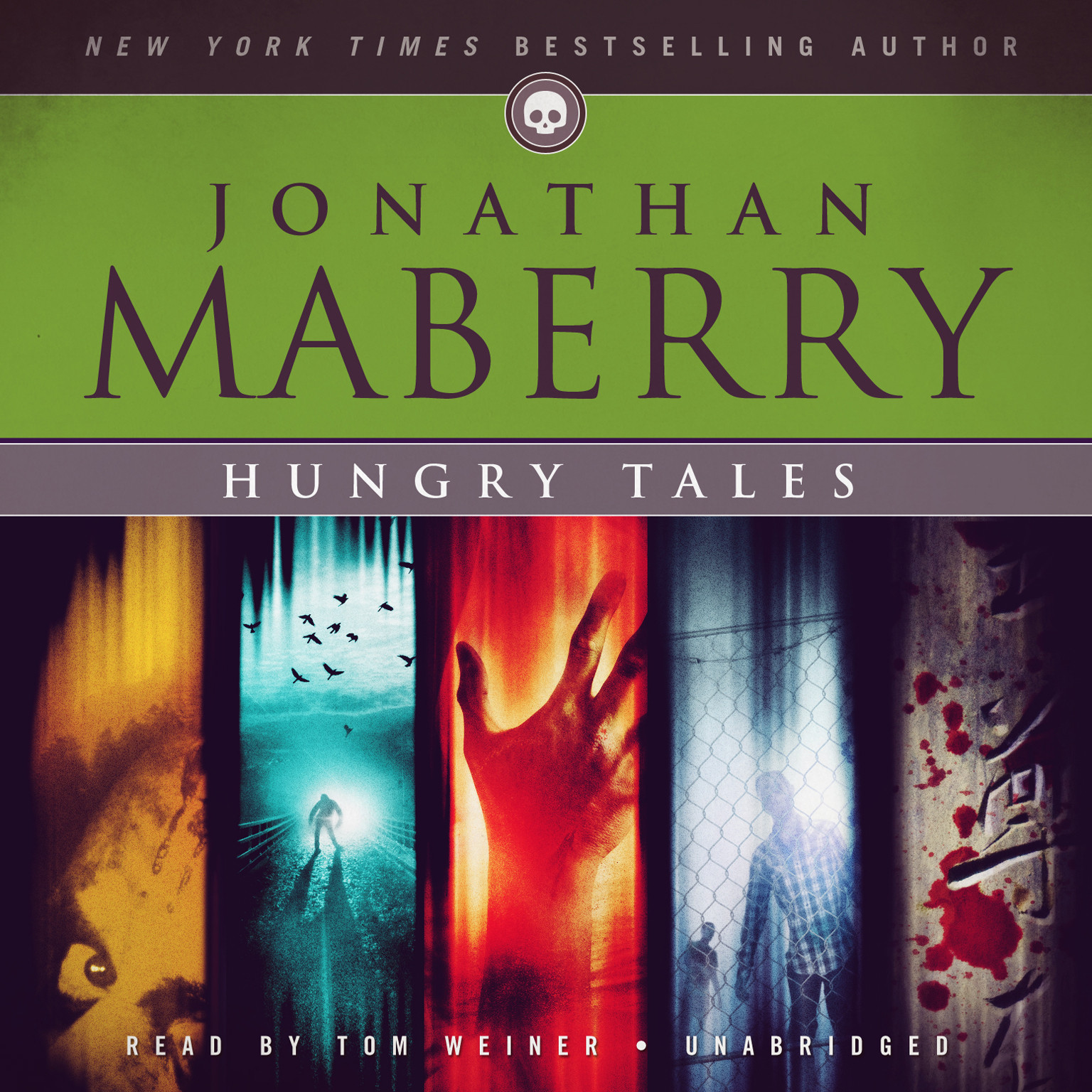 Printable Hungry Tales Audiobook Cover Art
