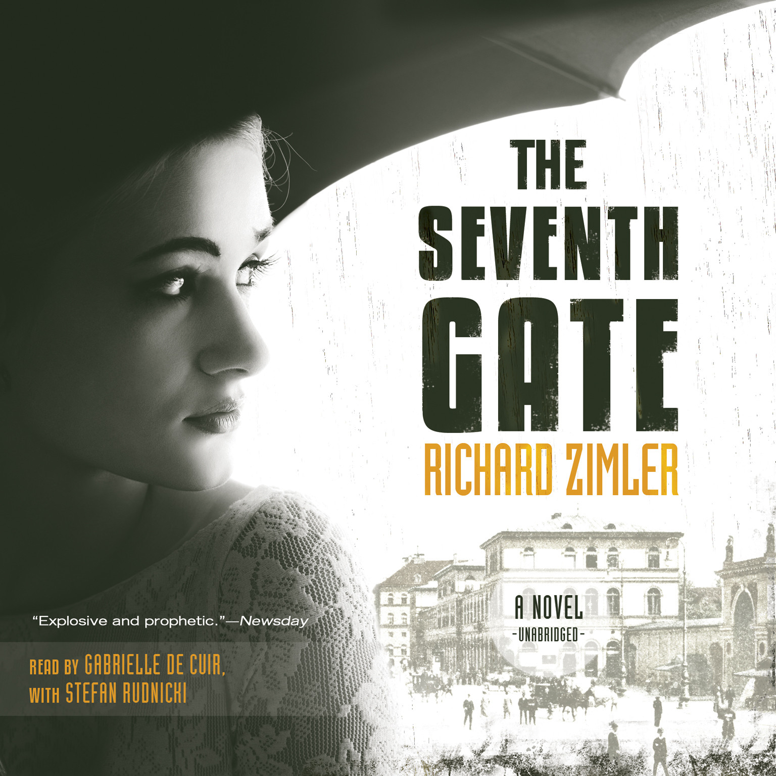 Printable The Seventh Gate: A Novel Audiobook Cover Art