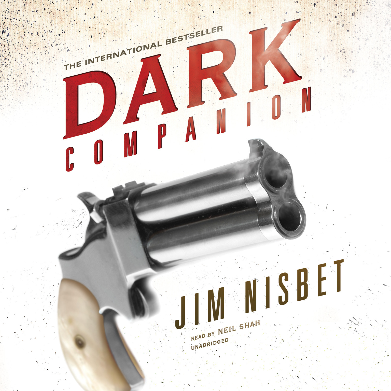 Printable Dark Companion Audiobook Cover Art