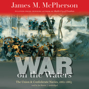 War on the Waters: The Union and Confederate Navies, 1861–1865, by James M. McPherson