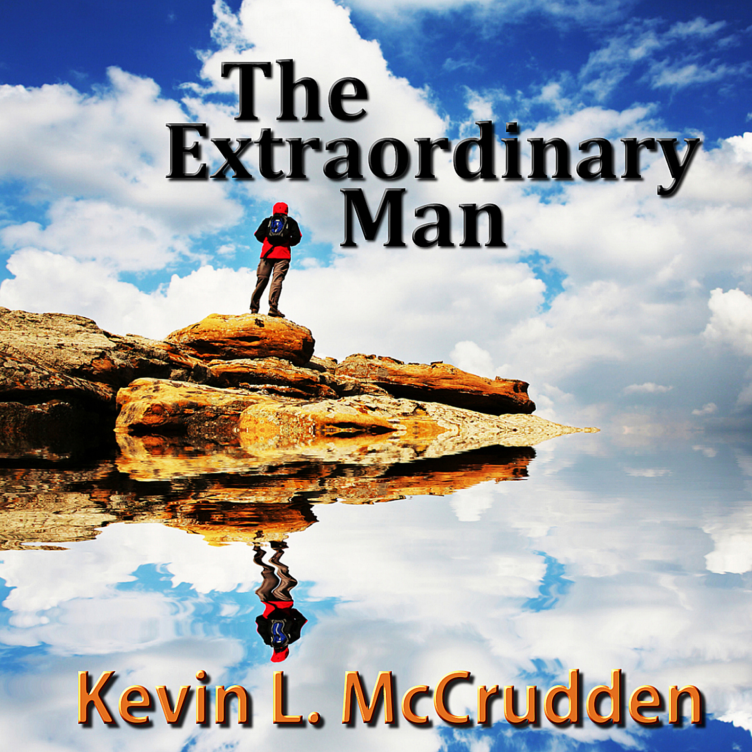 Printable The Extraordinary Man: The Journey of Becoming Your Greater Self Audiobook Cover Art
