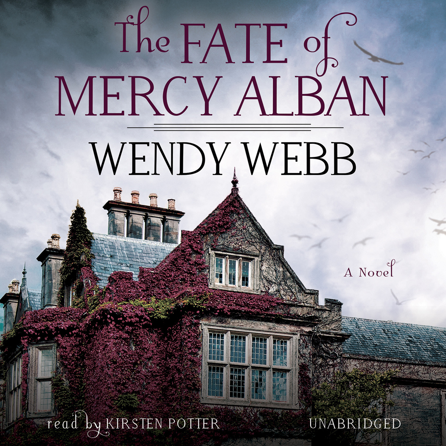 Printable The Fate of Mercy Alban Audiobook Cover Art