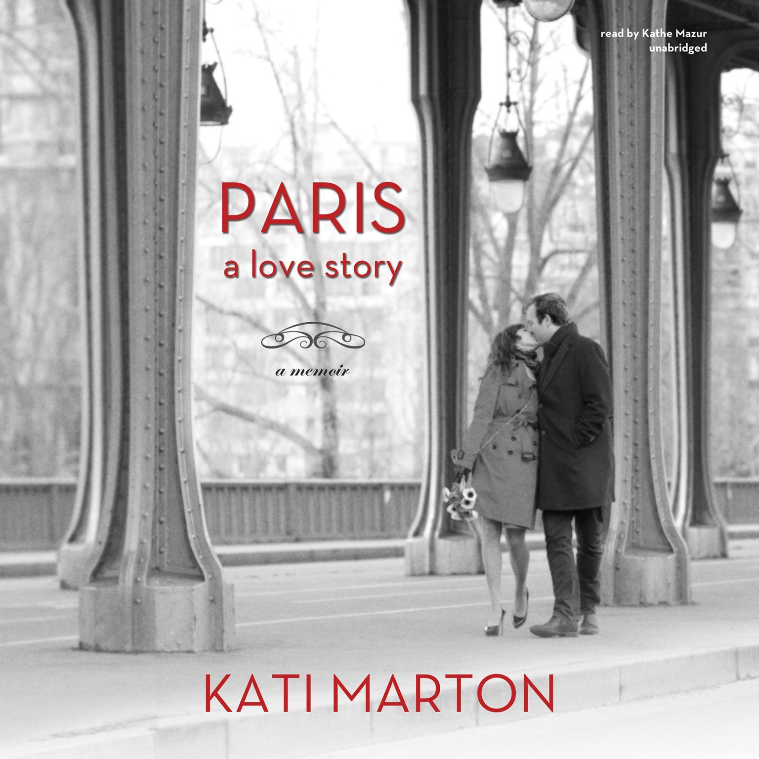 Printable Paris: A Love Story; a Memoir Audiobook Cover Art