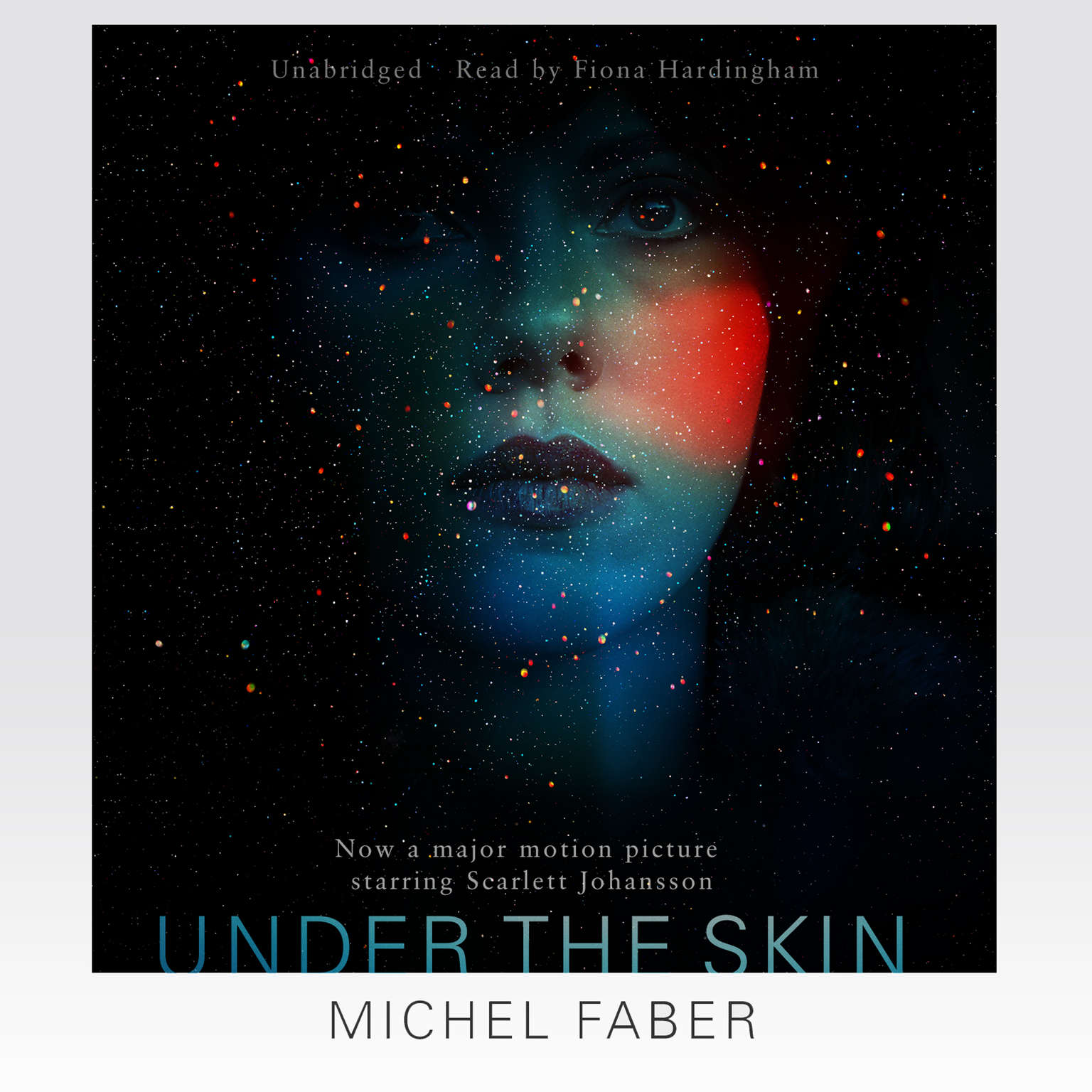 Printable Under the Skin Audiobook Cover Art