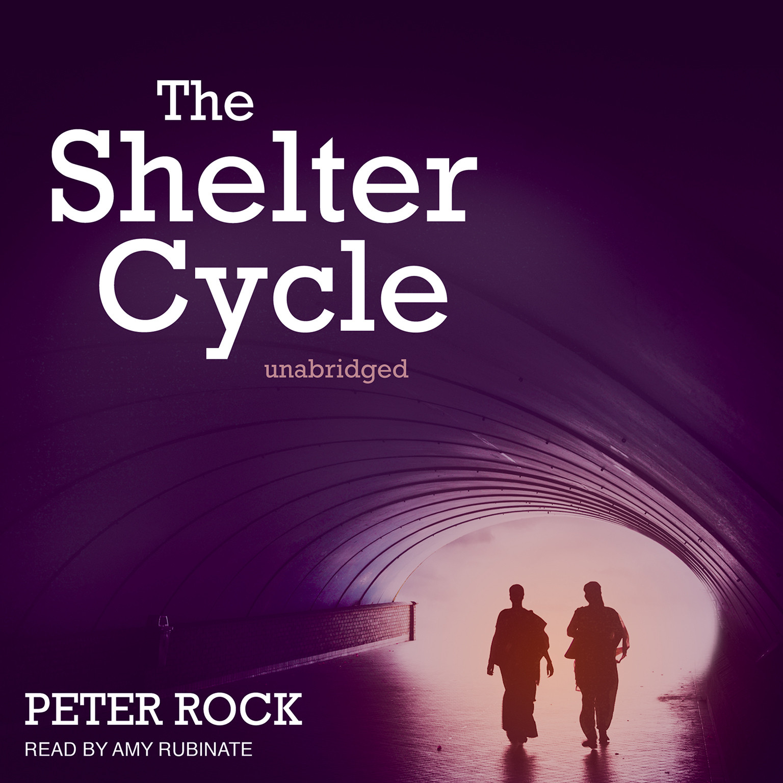 Printable The Shelter Cycle Audiobook Cover Art
