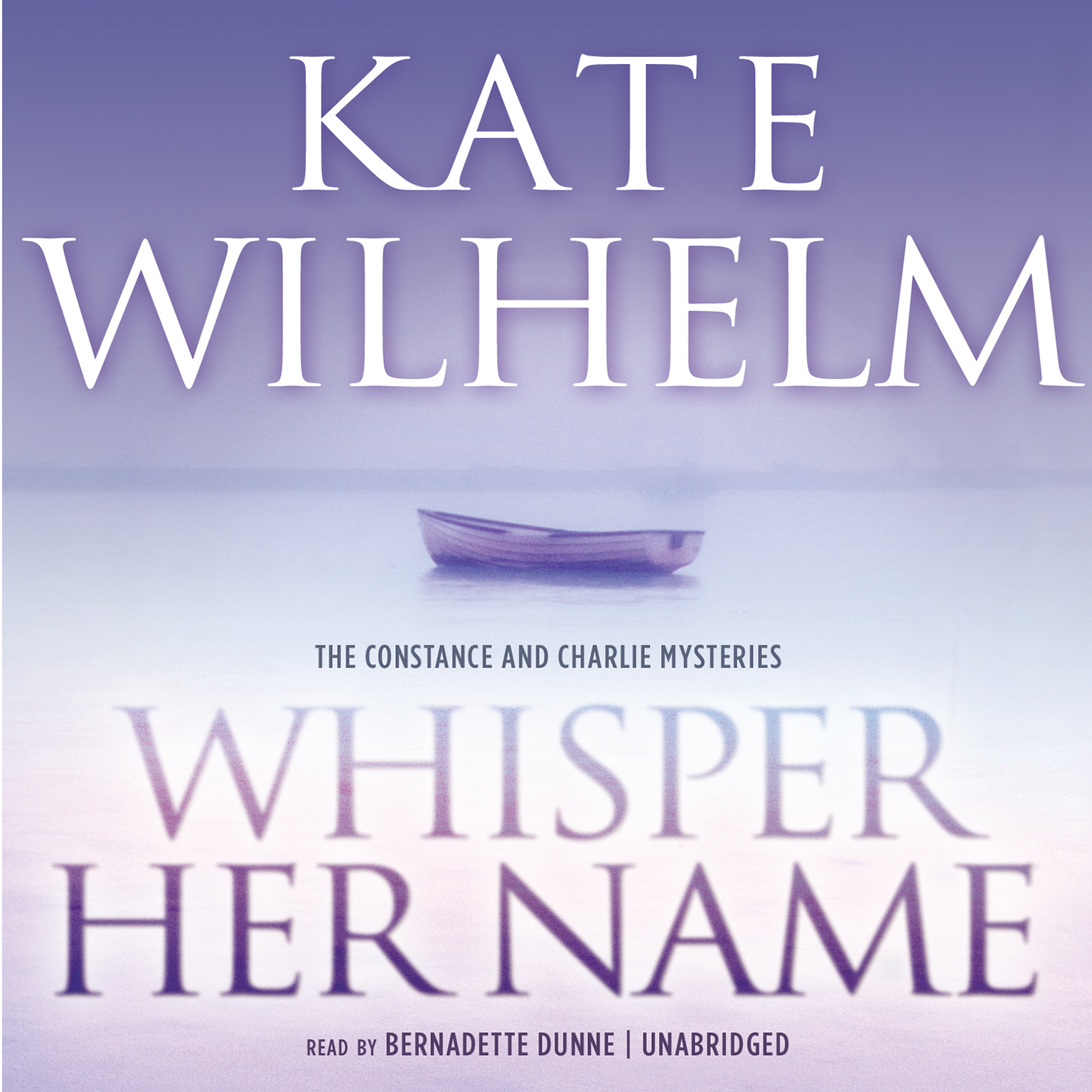 Printable Whisper Her Name Audiobook Cover Art