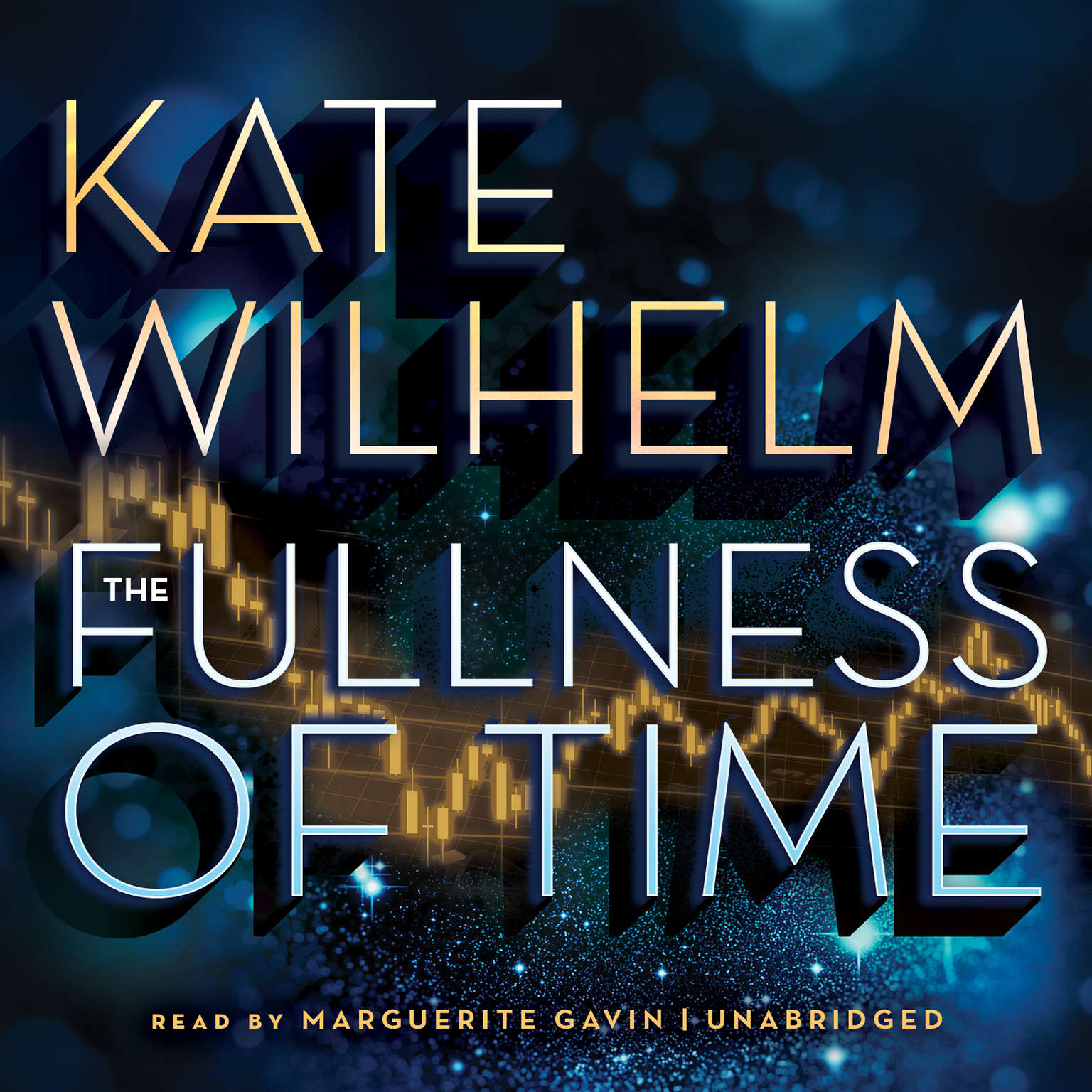 Printable The Fullness of Time Audiobook Cover Art