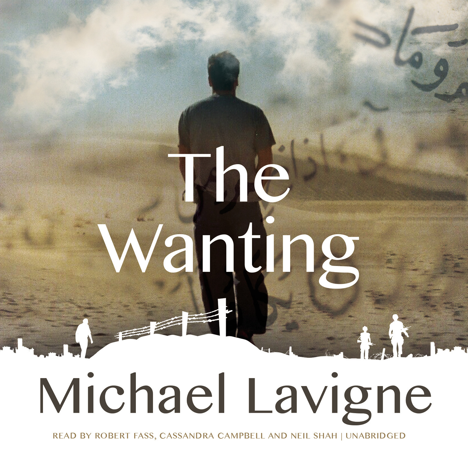 Printable The Wanting Audiobook Cover Art