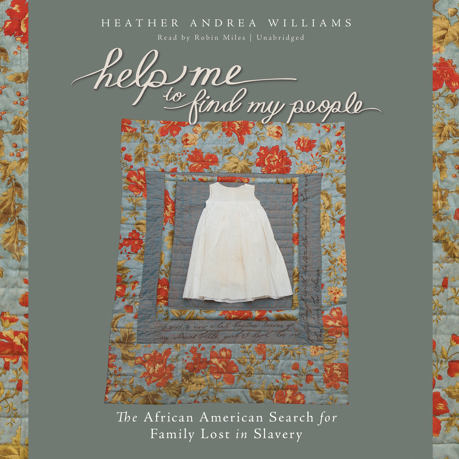 Printable Help Me to Find My People: The African American Search for Family Lost in Slavery Audiobook Cover Art