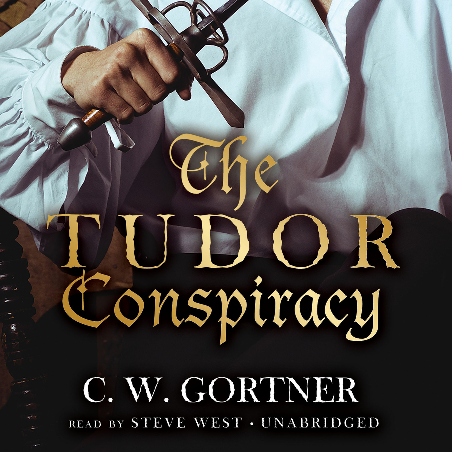 Printable The Tudor Conspiracy Audiobook Cover Art