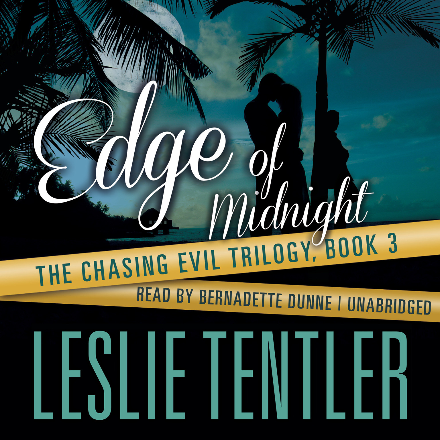 Printable Edge of Midnight Audiobook Cover Art