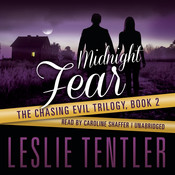 Midnight Fear Audiobook, by Leslie Tentler