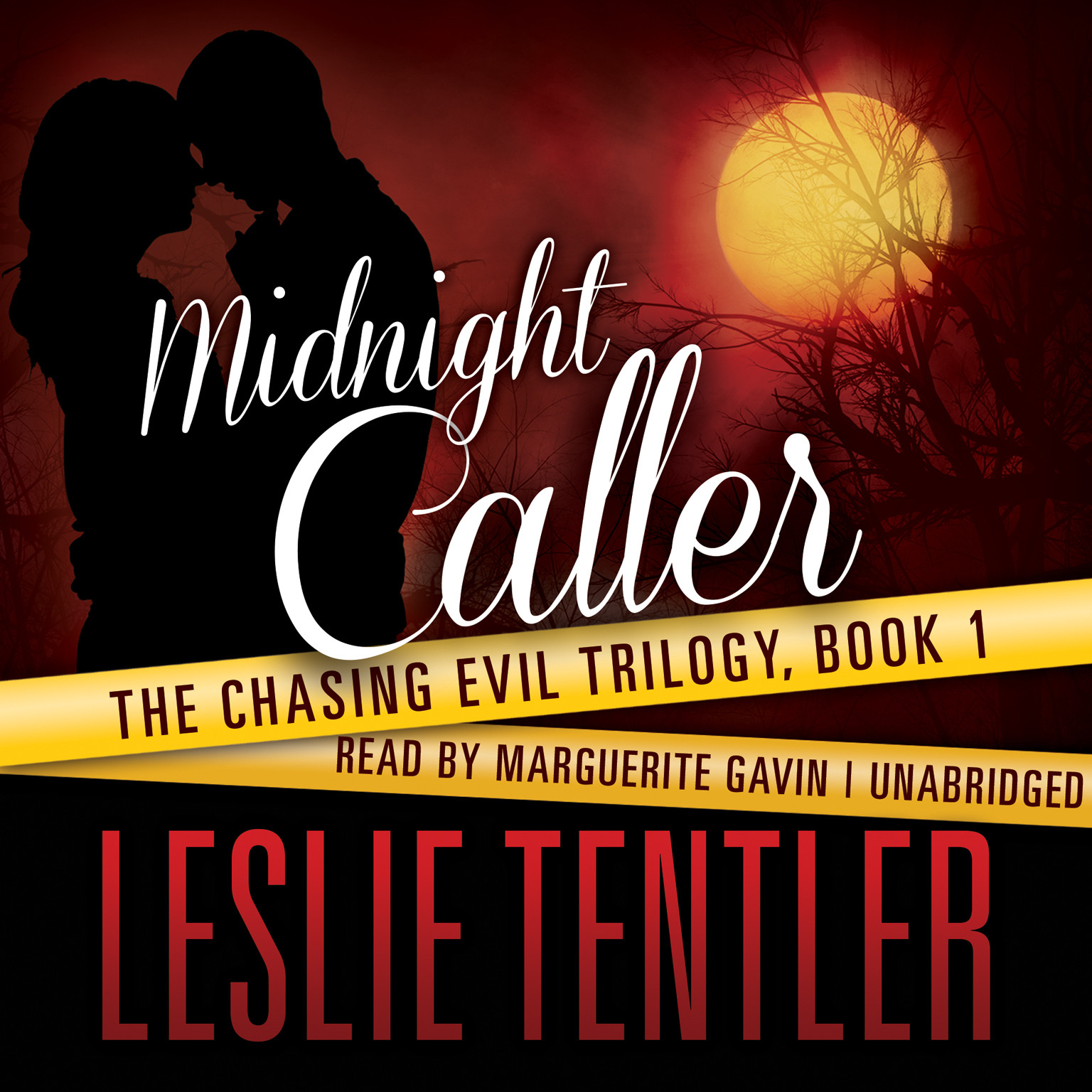 Printable Midnight Caller Audiobook Cover Art