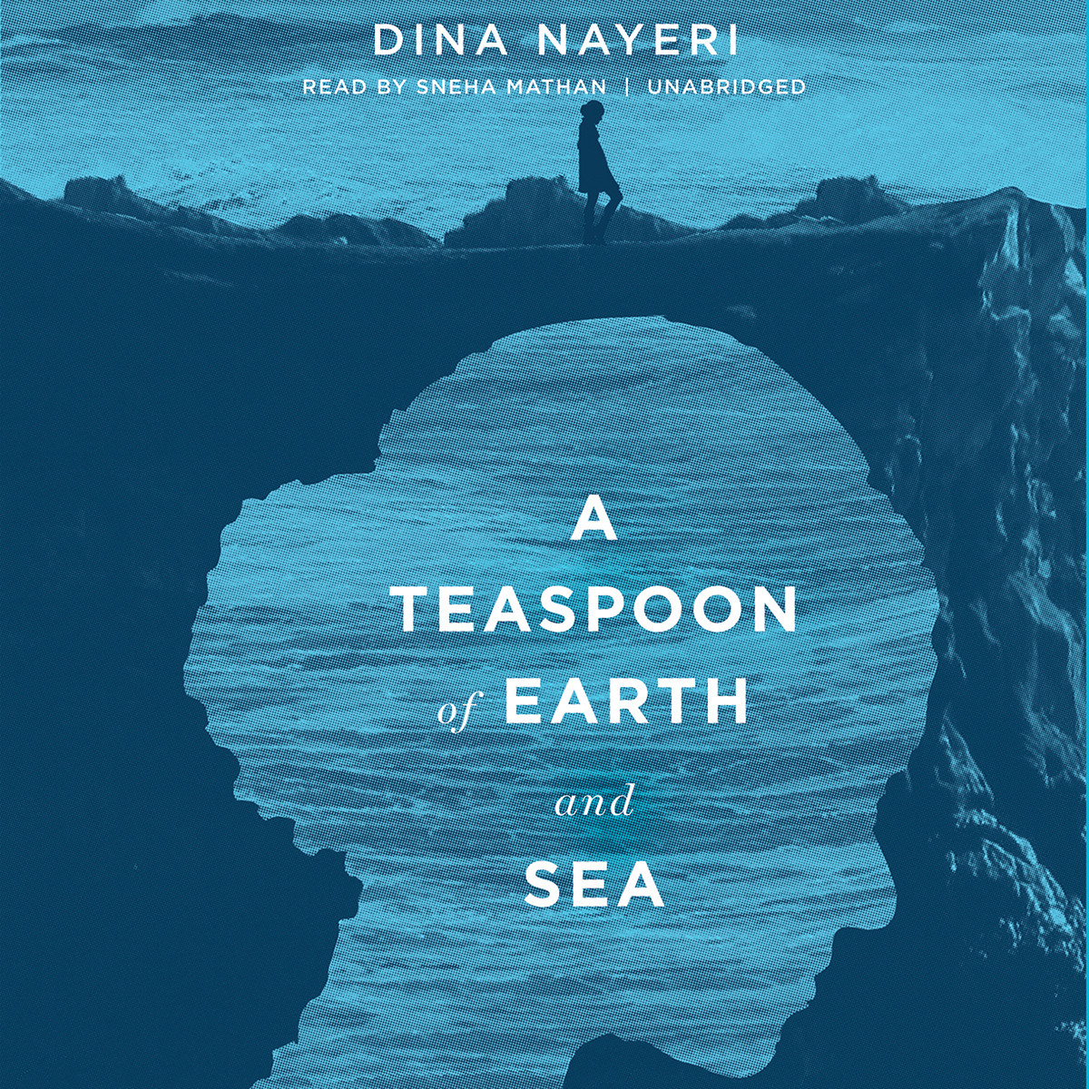 Printable A Teaspoon of Earth and Sea Audiobook Cover Art