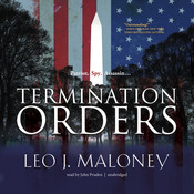 Termination Orders Audiobook, by Leo J. Maloney