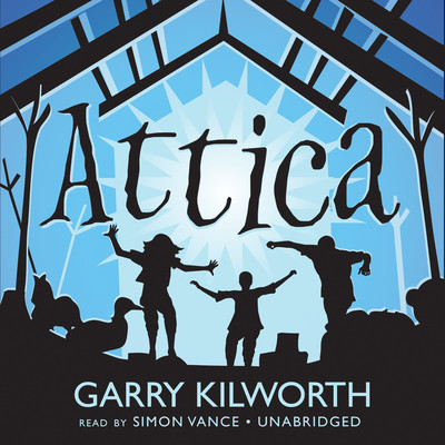 Attica Audiobook, by Garry Kilworth
