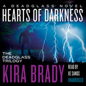 Hearts of Darkness: A Deadglass Novel, by Kira Brady