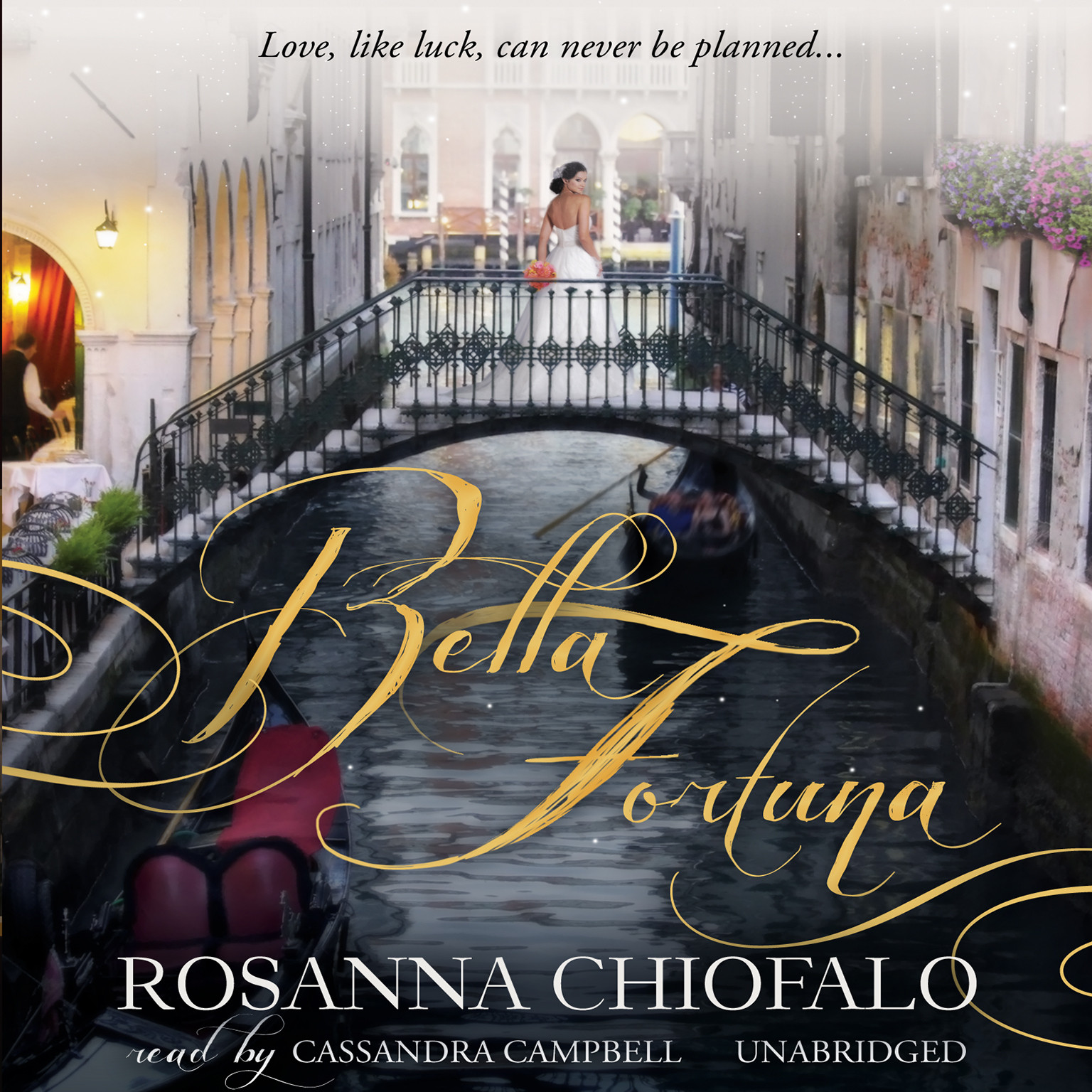 Printable Bella Fortuna Audiobook Cover Art