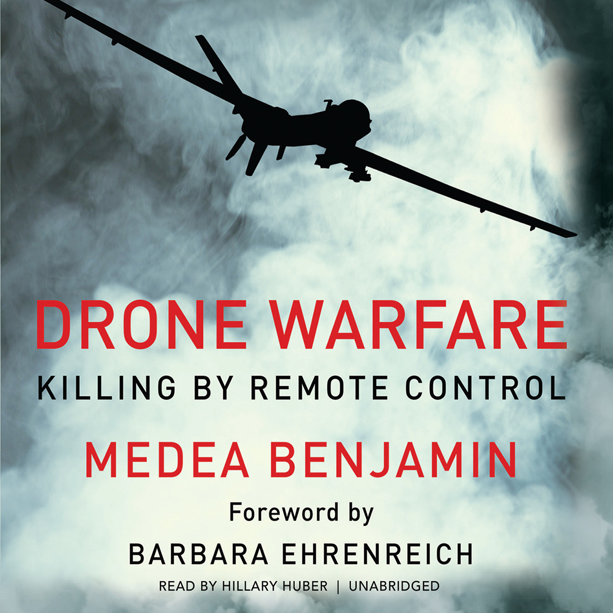 Printable Drone Warfare: Killing by Remote Control Audiobook Cover Art
