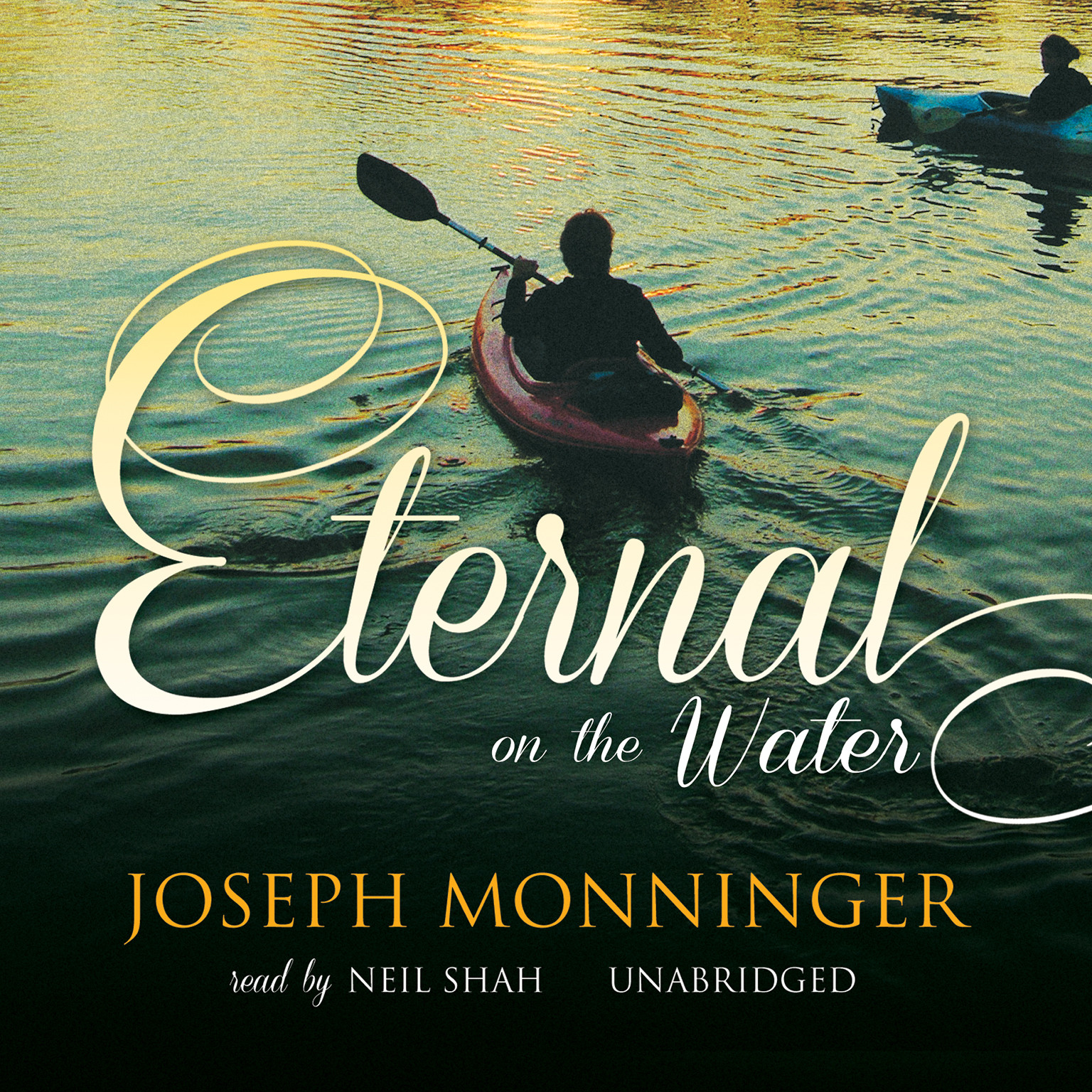 Printable Eternal on the Water: A Novel Audiobook Cover Art