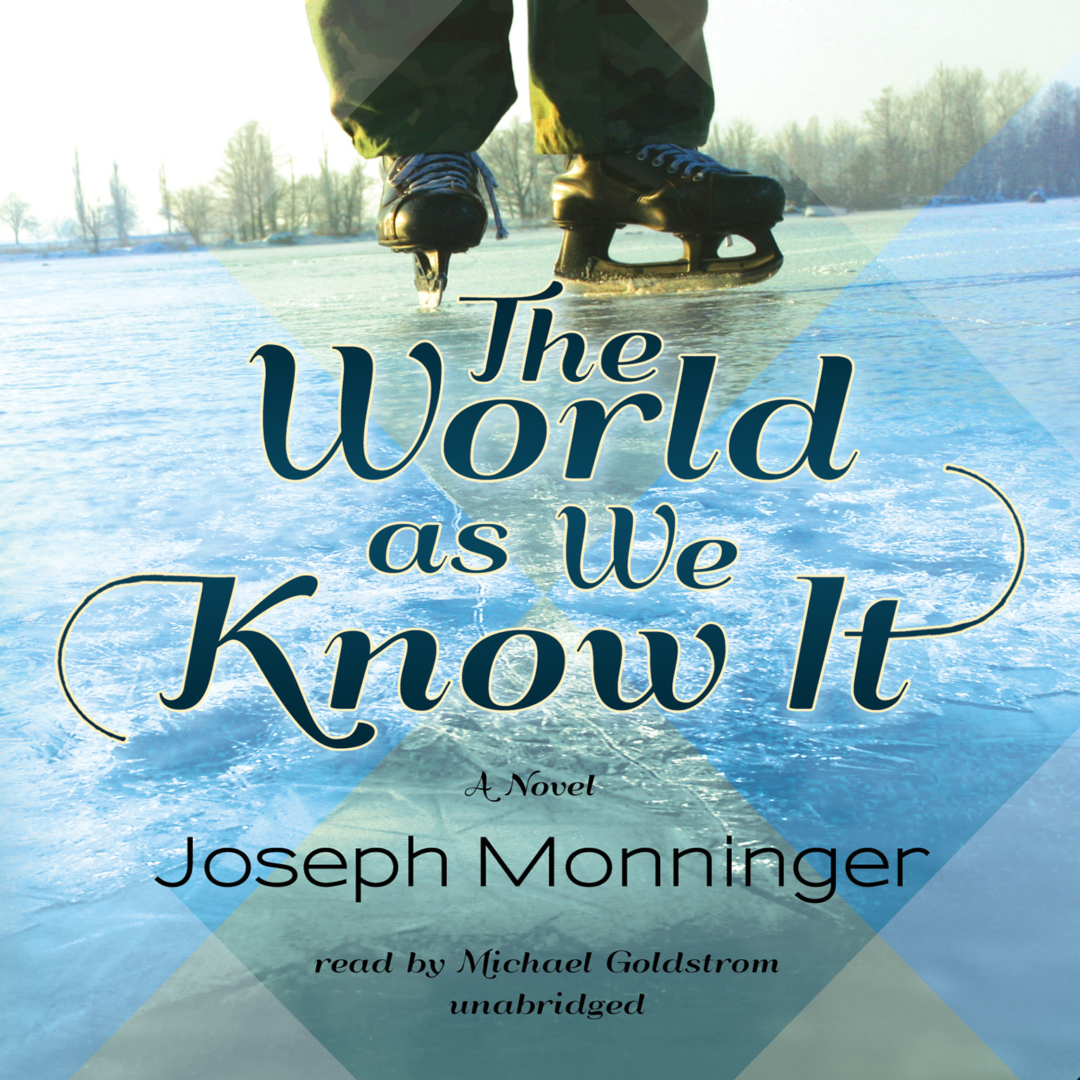Printable The World as We Know It: A Novel Audiobook Cover Art