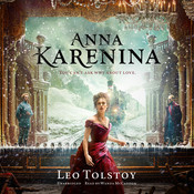 Anna Karenina Audiobook, by Leo Tolstoy