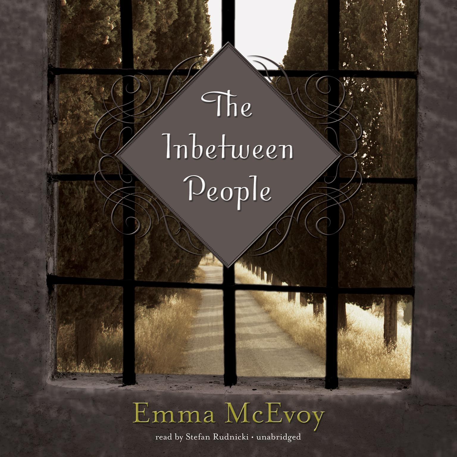 Printable The Inbetween People Audiobook Cover Art