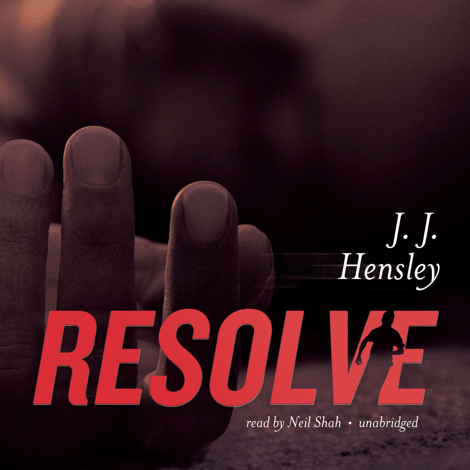 Printable Resolve Audiobook Cover Art