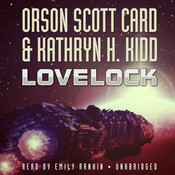 Lovelock Audiobook, by Orson Scott Card