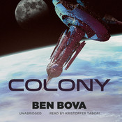 Colony, by Ben Bova