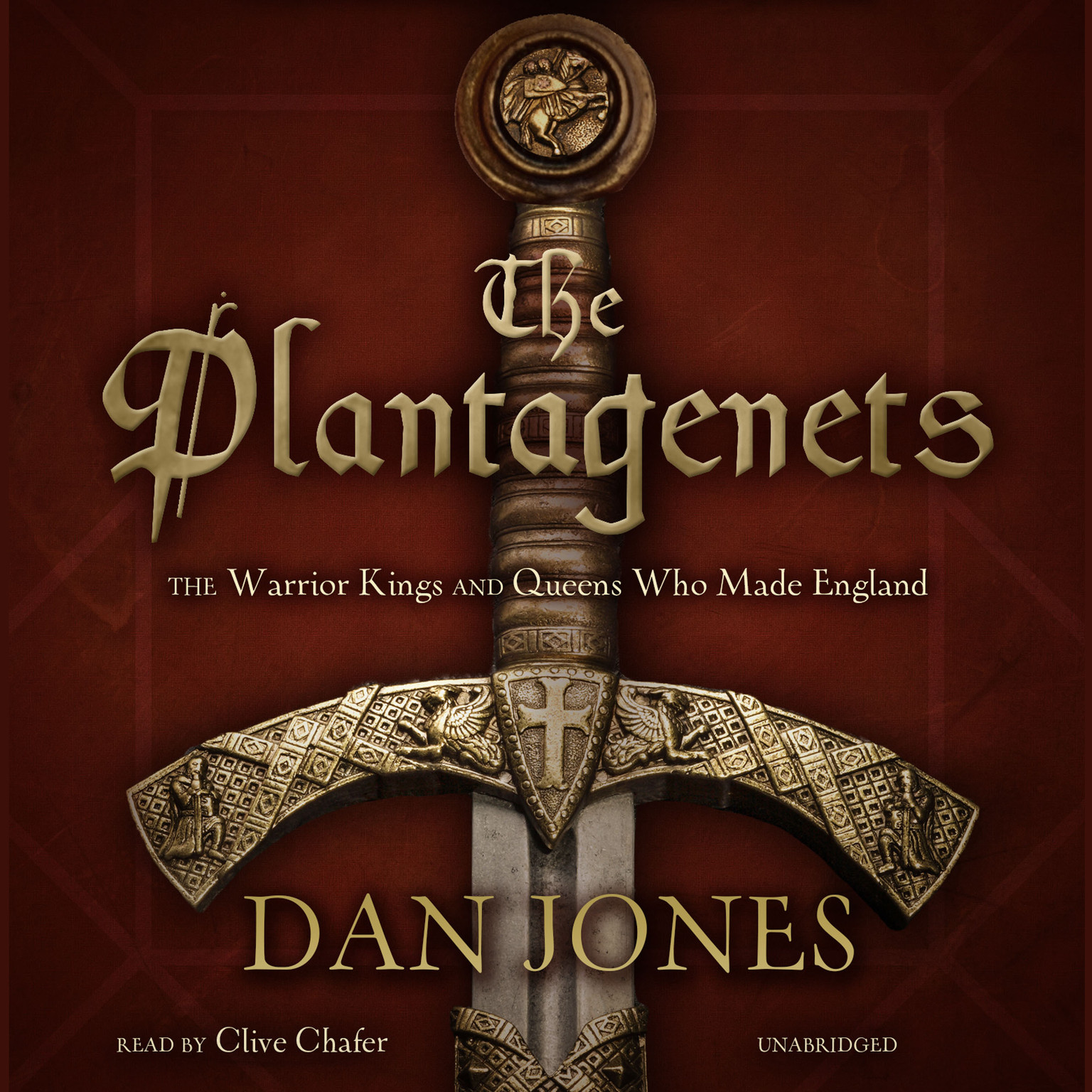 Printable The Plantagenets: The Warrior Kings and Queens Who Made England Audiobook Cover Art