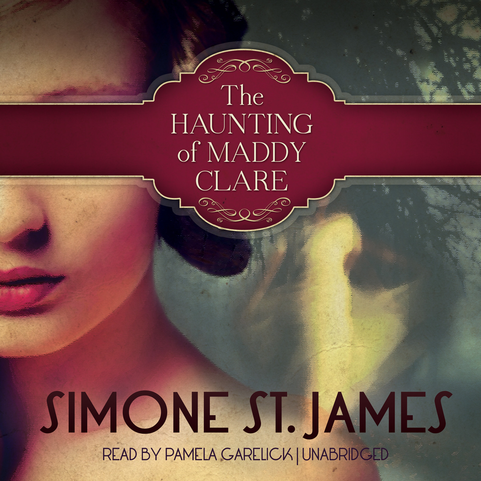 Printable The Haunting of Maddy Clare Audiobook Cover Art