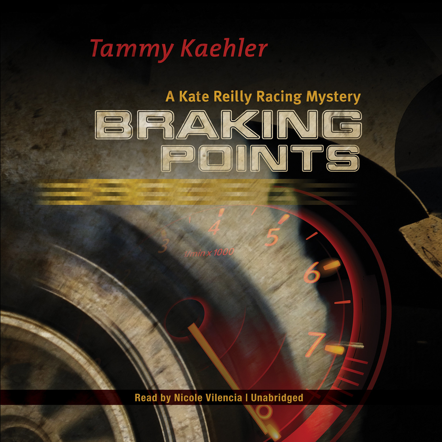 Printable Braking Points: A Kate Reilly Mystery Audiobook Cover Art