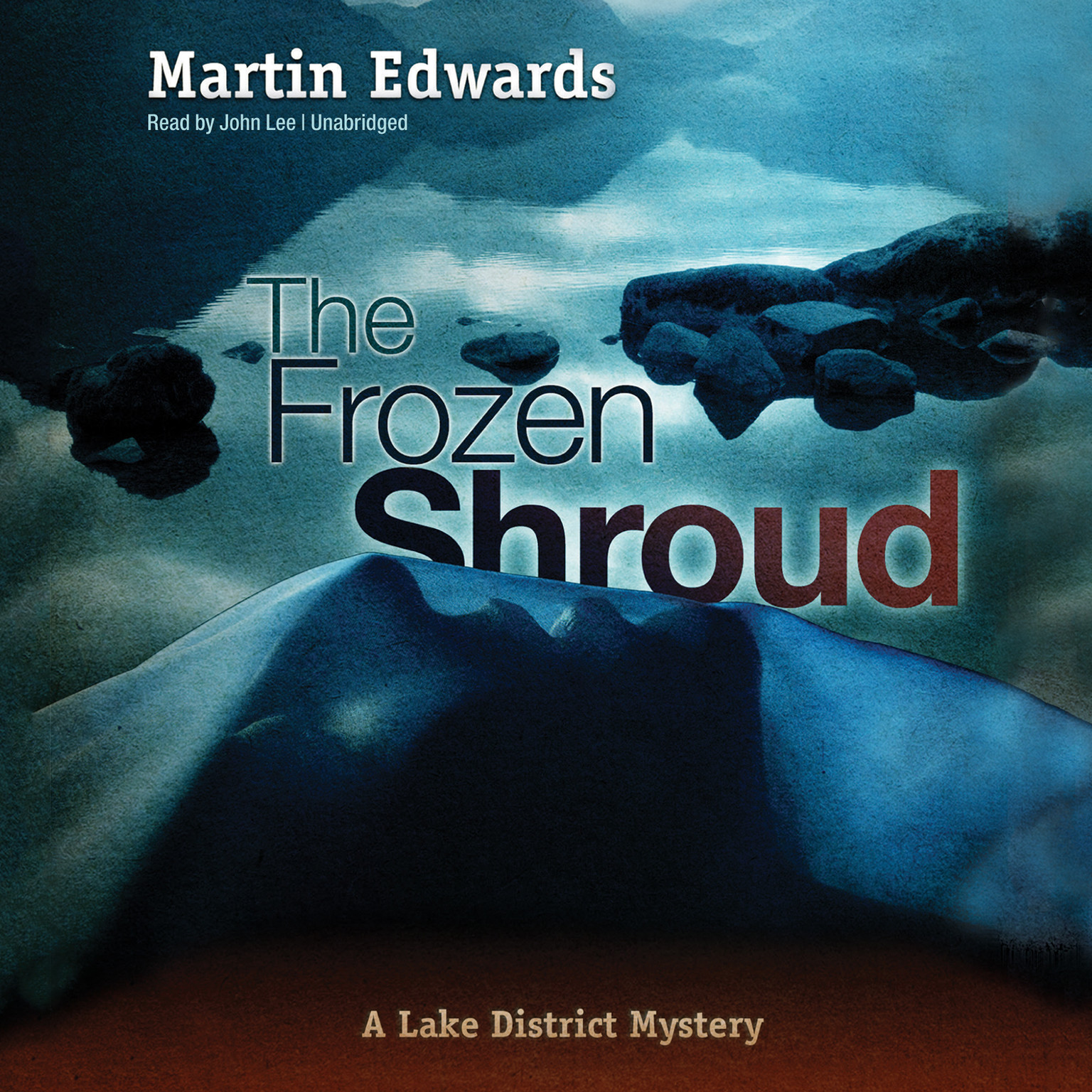 Printable The Frozen Shroud: A Lake District Mystery Audiobook Cover Art