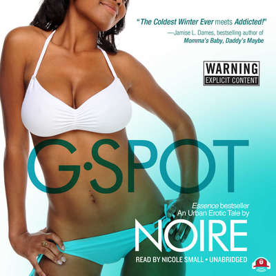 G-Spot: An Urban Erotic Tale Audiobook, by