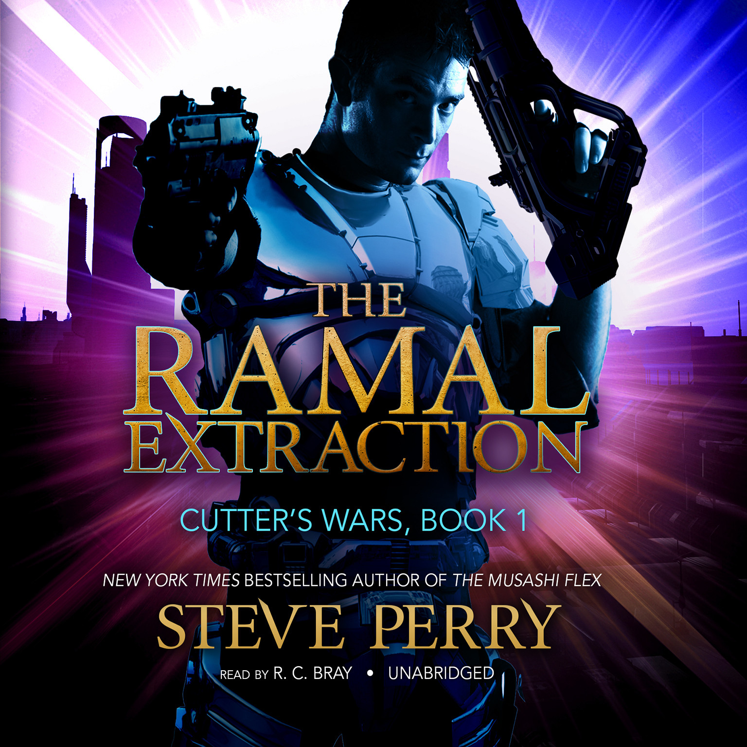 Printable The Ramal Extraction: Cutter's Wars Audiobook Cover Art