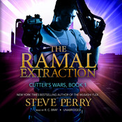 The Ramal Extraction: Cutter's Wars Audiobook, by Steve Perry