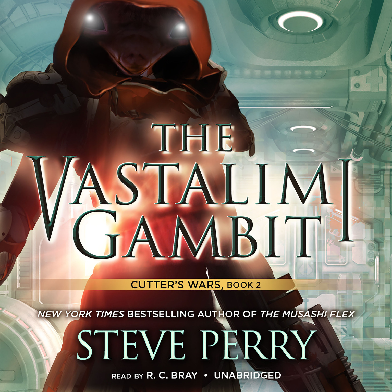 Printable The Vastalimi Gambit: Cutter's Wars Audiobook Cover Art