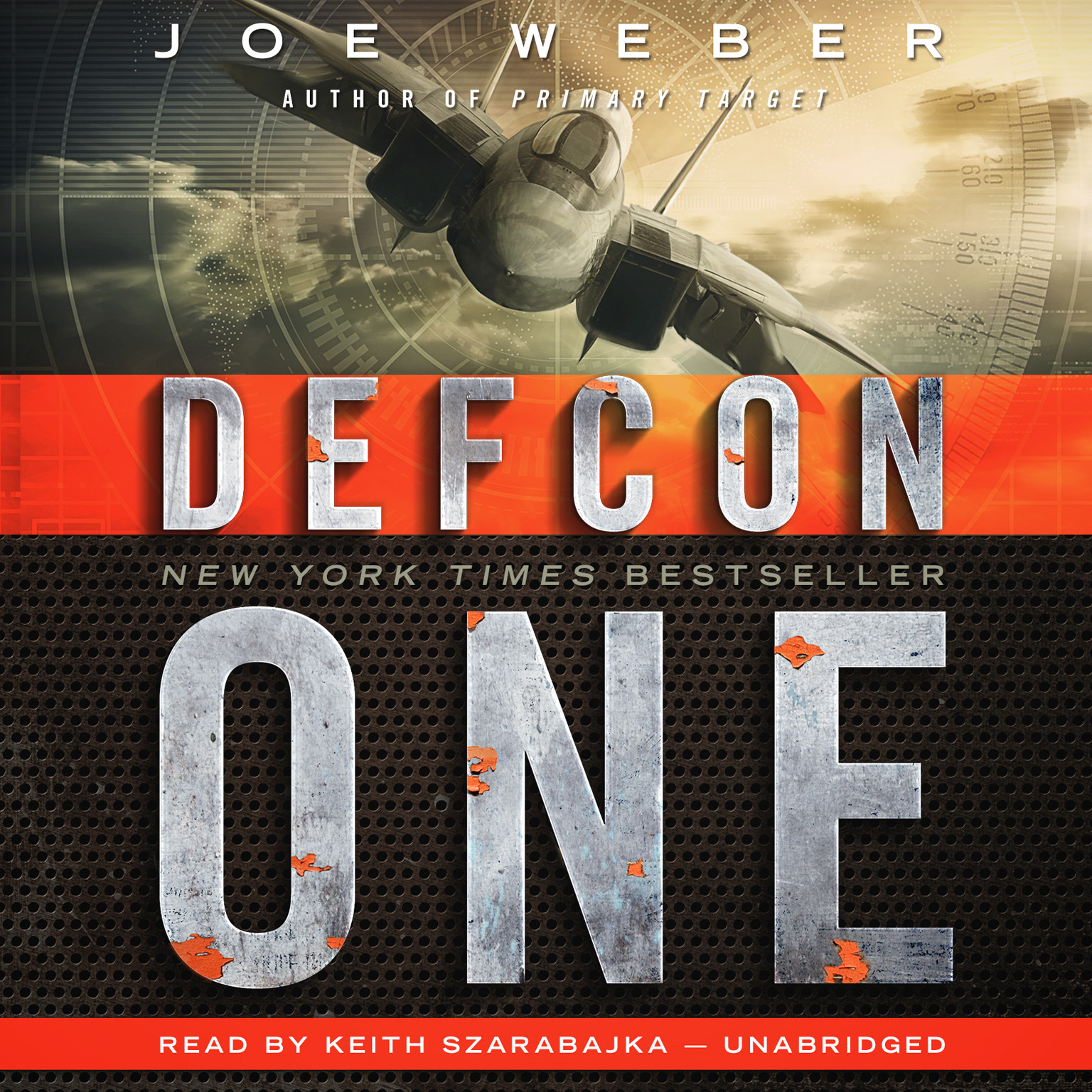 Printable DEFCON One Audiobook Cover Art