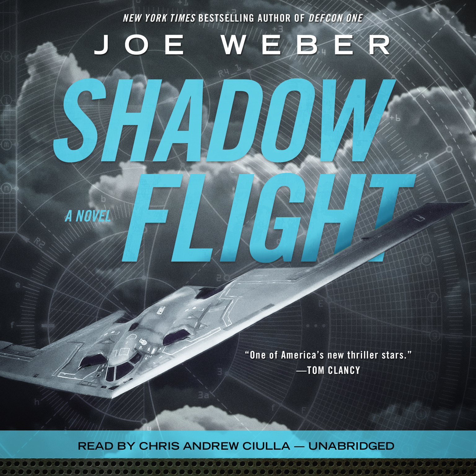 Printable Shadow Flight: A Novel Audiobook Cover Art