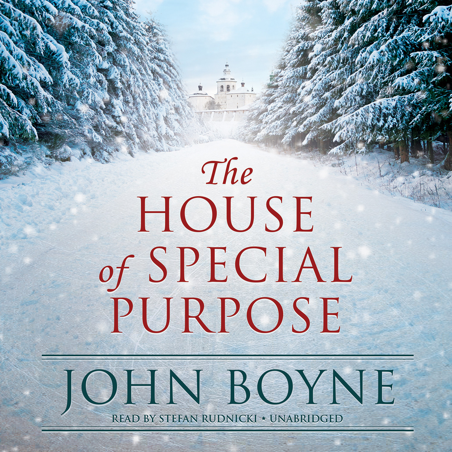 Printable The House of Special Purpose Audiobook Cover Art