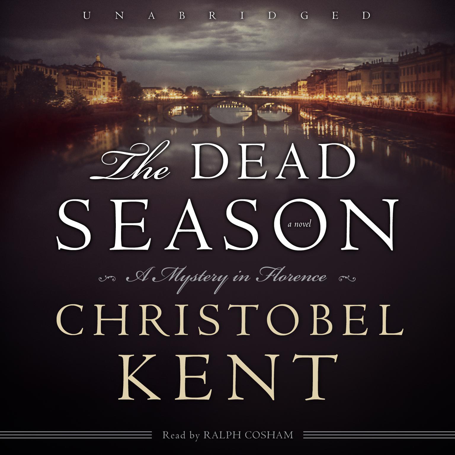 Printable The Dead Season Audiobook Cover Art