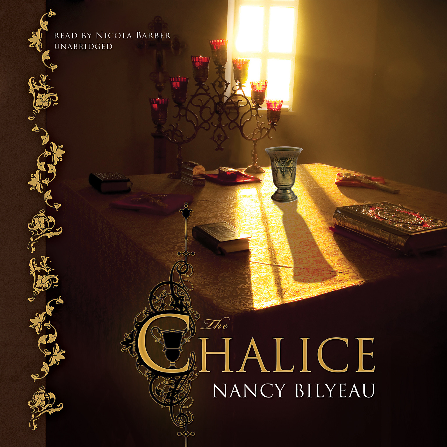 Printable The Chalice Audiobook Cover Art