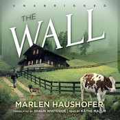 The Wall, by Marlen Haushofer